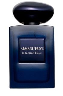Armani Prive- La Femme Bleue