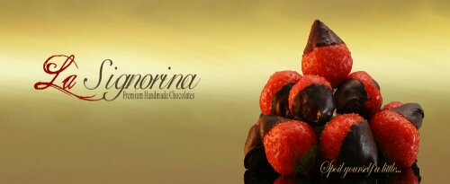 La Signorina Chocolates