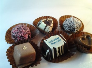 Bespoke Luxury Chocolates