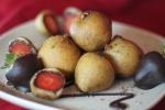 Deep Fried Chocolate StrawberryRecipe