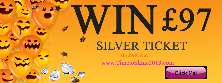 WIN A FREE £97 Silver Ticket ( Including Lunch & Drinks)